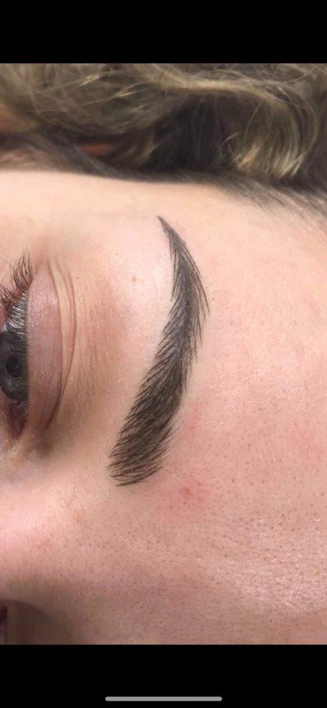 Maquillage Permanent Des Sourcils A Nantes Stephanie Beneteau